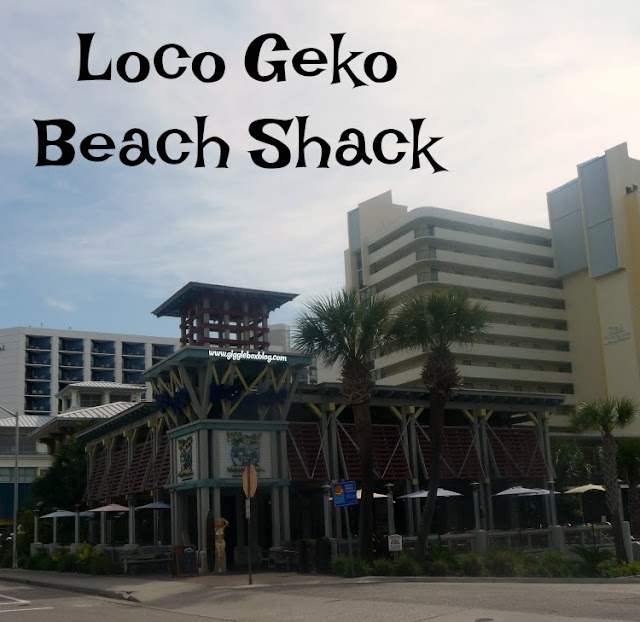 beach vacation, Myrtle Beach SC, Myrtle Beach vacation, family friendly Myrtle Beach vacation, family friendly vacation, Loco Geko Beach Shack, Loco Geko Beach Shack in Myrtle Beach SC,