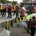Diingatkan Membandel, Pesta Kades Teluk Terpaksa Dibubarkan Polisi,Kades Sutinah : Sedih Perasaan Saya...