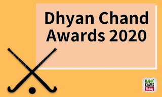 Dhyan Chand Awards 2020