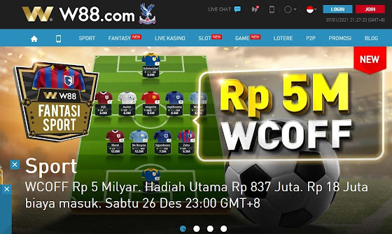 Link Alternatif W88 Indonesia