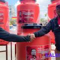DPD PDIP Kalbar Salurkan Tangki Air ke Ponpes dan Rumah Ibadah