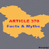 Article 370: Facts and myths