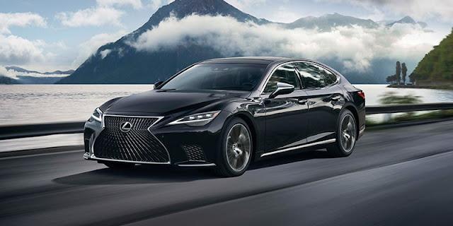 Lexus-LS-john-legend