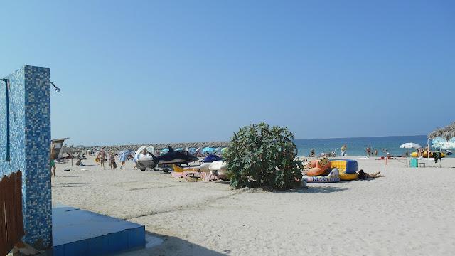бесплатный пляж в Шардже