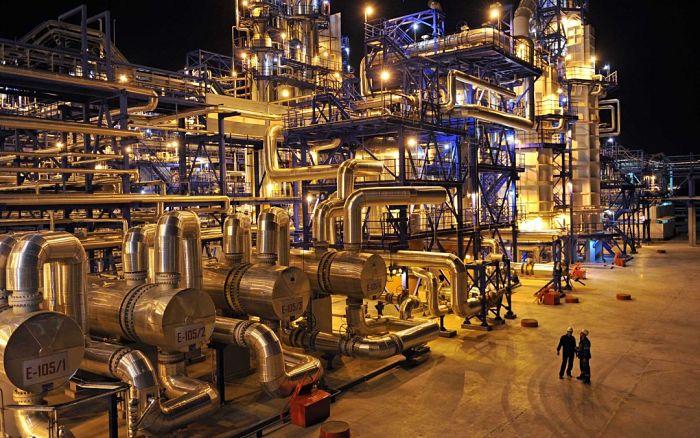 Industria de refinación que utiliza extracción sólido-líquido