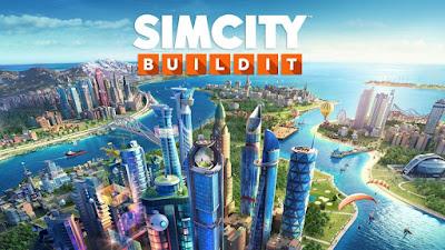 تحميل لعبة إبنى مدينتك SimCity BuildIt مهكرة آخر إصدار