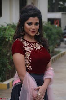 Actress Aathmika in lovely Maraoon Choli ¬  Exclusive Celebrities galleries 022.jpg