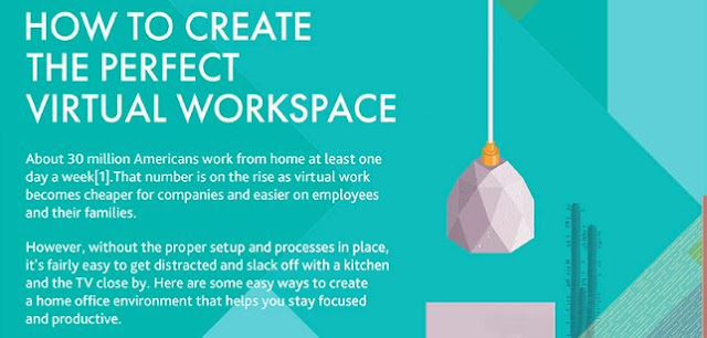 how to create perfect remote work environment home office wfh workspace