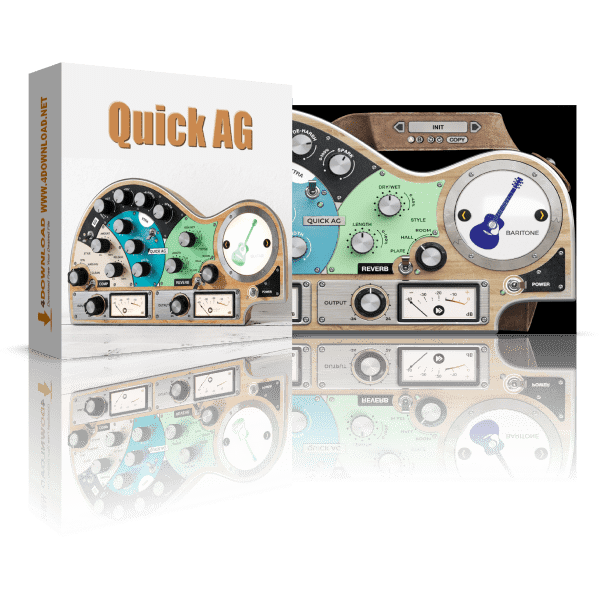 Instant Audio QuickAG v1.1.0 Full version