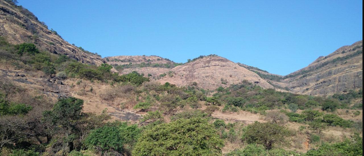 दुर्ग - ढाकोबा किल्ला - Durg Dhakoba Fort