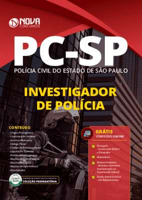 Apostila Concurso PC SP 2020 Investigador de Polícia Grátis Cursos Online