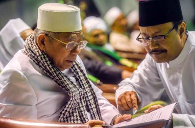Ketum PBNU Ini Minta Fatwa Haram Memakai Atribut Nonmuslim Dijadikan Aturan Resmi