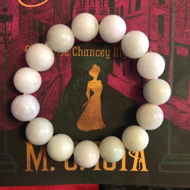 historical mystery set in London, Chez Maximka, book blogger