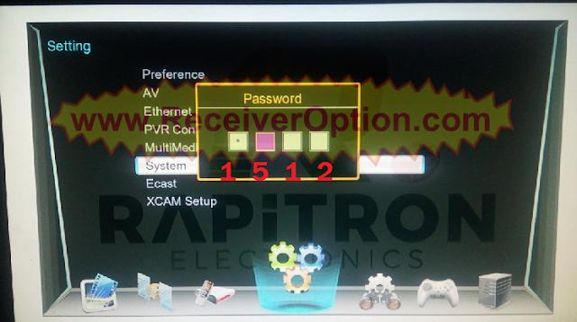 RAPITRON MINI MOXIE 1506G 1G 8M NEW SOFTWARE WITH G SHEARE PLUS OPTION