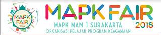 Lomba Pidato Bahasa Indonesia MAPK Fair 2018 by MAN 1 Surakarta
