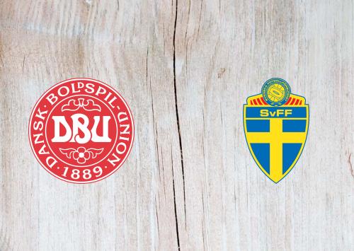 Denmark vs Sweden -Highlights 11 November 2020