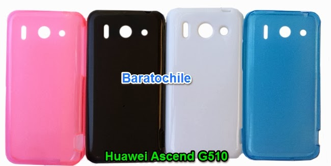 Carcasa gel Huawei G510