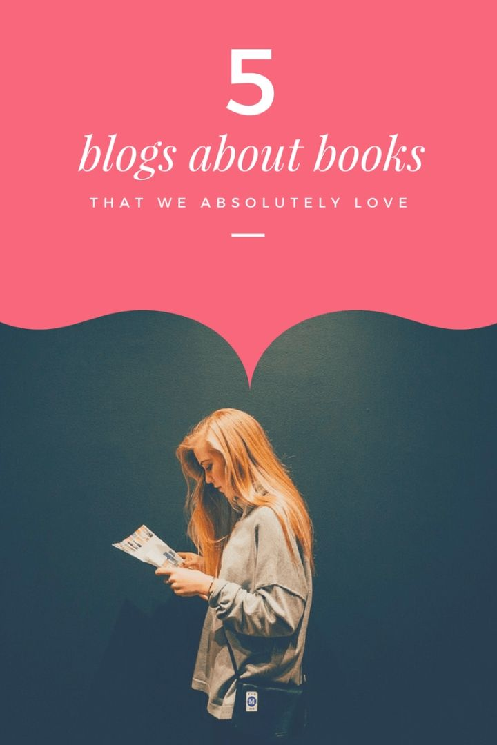 5 blogs about books