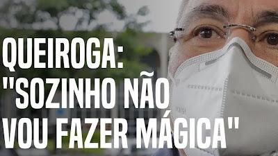 "Marcelo Queiroga, novo ministro da Saúde - Felipe Neto chama Bolsonaro de ""genocida"""