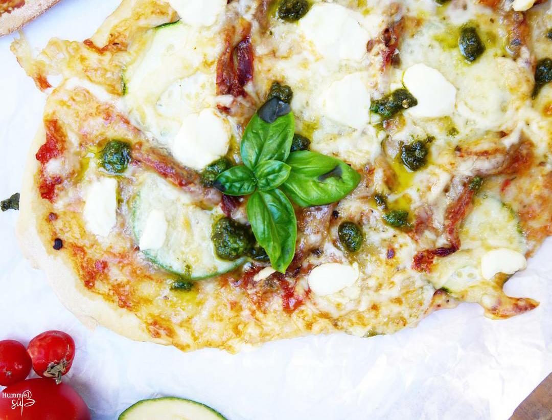 Pizza richtig einfrieren