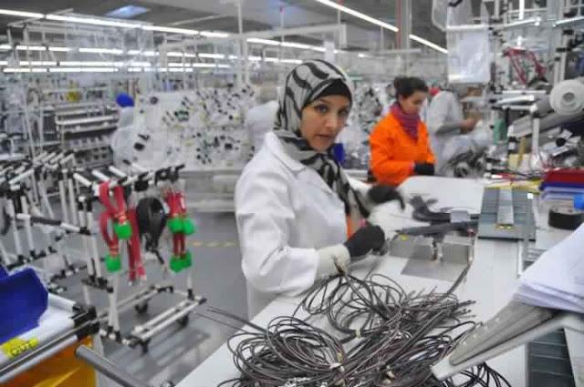 أنابيك : مطلوب 100 عامل وعاملة كابلاج بمدينة الدار البيضاء