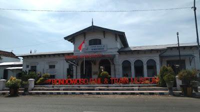 Tragedi Gerbong Maut Di balik Museum Stasiun Kereta Api Bondowoso