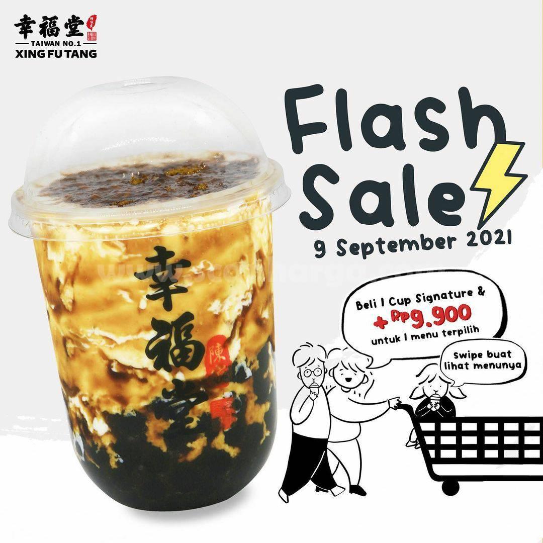 XING FU TANG Promo FLASH SALE 9.9