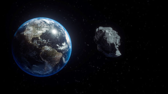 Asteroid the size of the Great Pyramid of Giza to fly (safely) by Earth Sunday