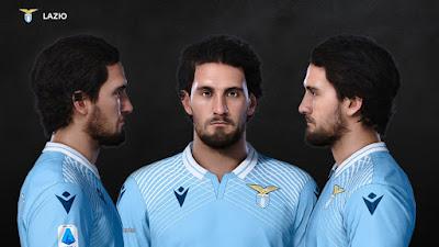 PES 2021 Faces Luis Alberto by Prince Hamiz
