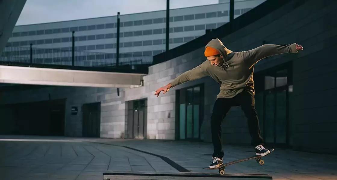 Urban Style Skater Style