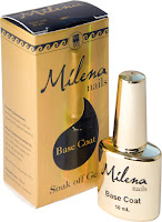 Base Coat (нижнее покрытие) «Milena» Арго