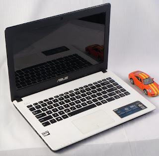 Jual Laptop Asus X450EA Bekas