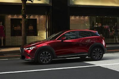 Mazda CX-3 subcompact crossover