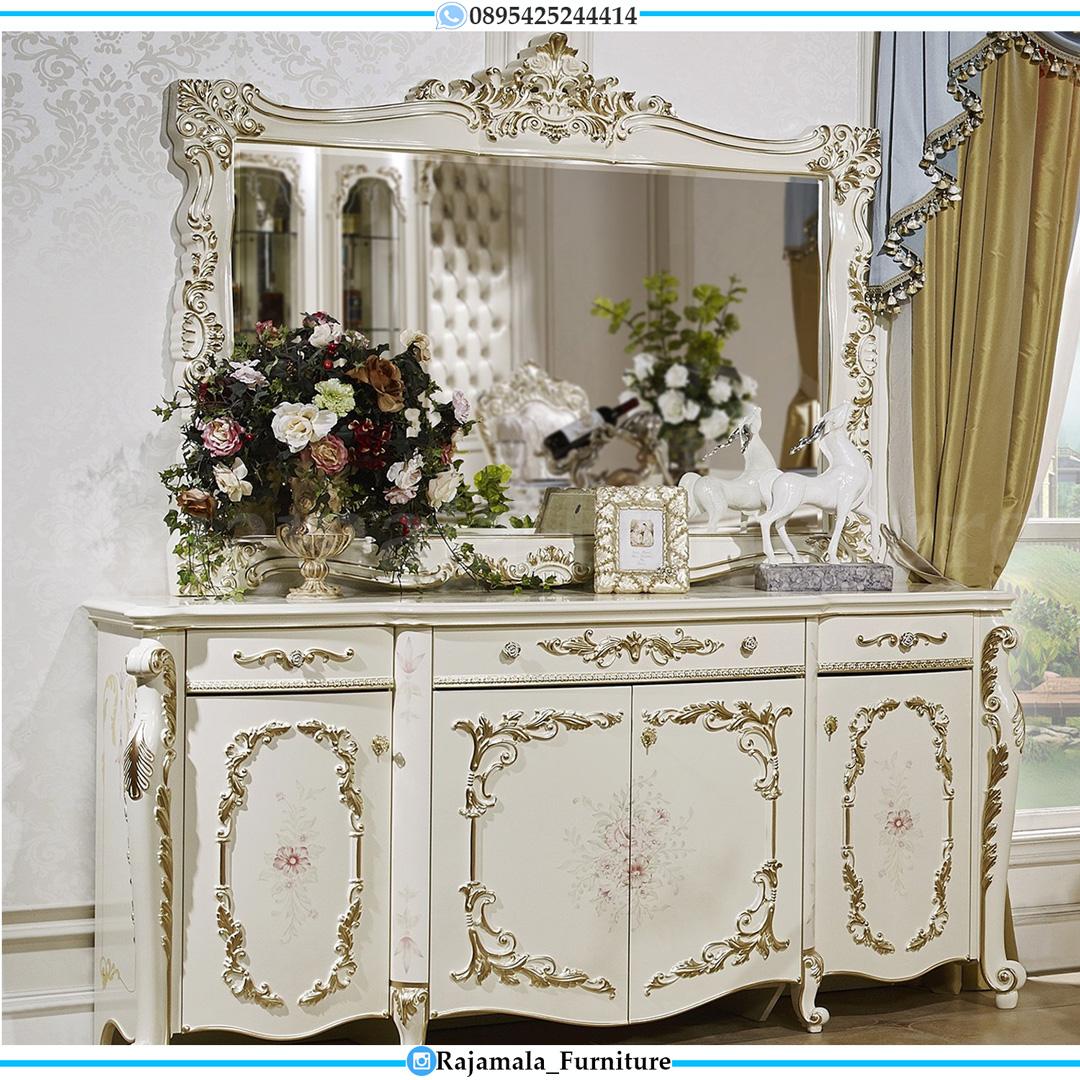 Meja Konsul Mewah Terbaru Luxury Classic Color Style RM-0235