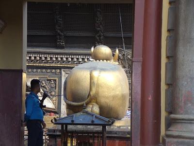 Pashupatinath templo