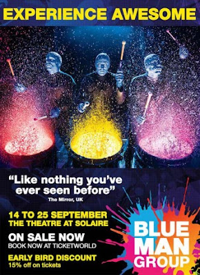 Blue Man Group Ticket Prices 97