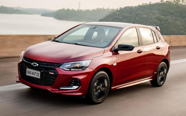 Os carros mais vendidos do Brasil em outubro de 2020