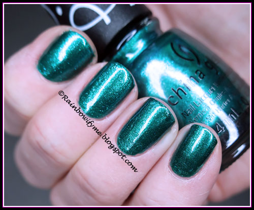 China Glaze ~ Brought To You By...