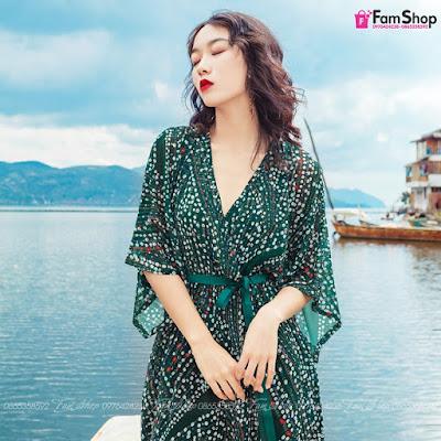 Shop đồ đi biển ở Cat Linh