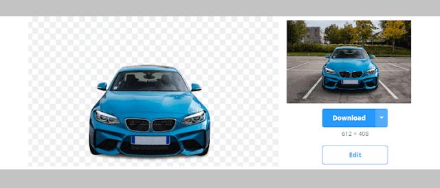 تغيير خلفية الصور الي اللون الابيض والشفاف اون لاين للويندوز والهواتف