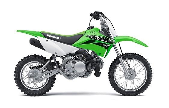Spesifikasi Kawasaki KLX 110