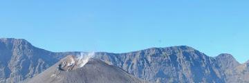 Estimasi biaya Transportasi Pendakian Gunung Rinjani via Darat dari Jakarta dan Bandung