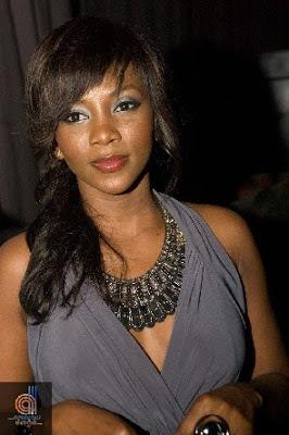 Nigerian actress Genevieve Nnaji pictures