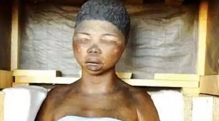 Sarah Baartman died on 29 December 1815