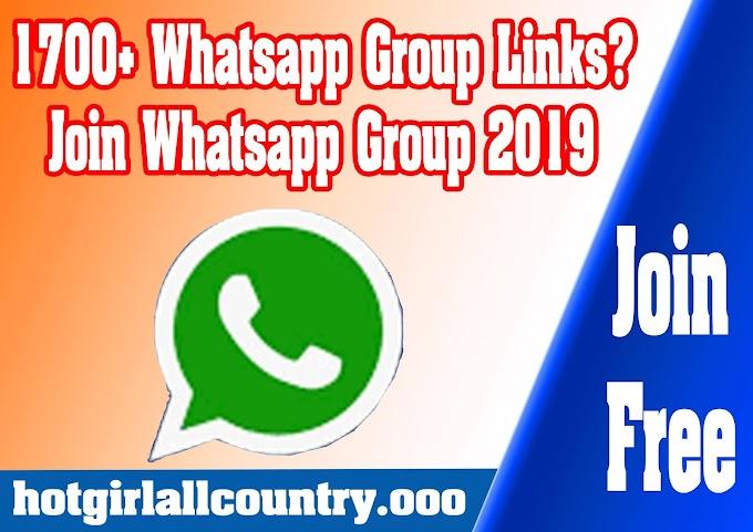 2019 Latest Whatsapp Group (4500+Whatsapp Group Invite) Join