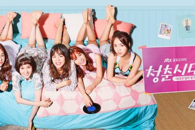 Download Drama Korea Age of Youth Batch Subtitle Indonesia