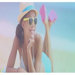 Cuidando da pele durante tratamento de câncer no verão