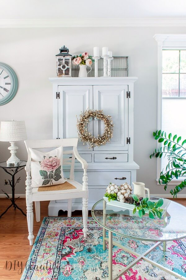 shabby farmhouse style decor