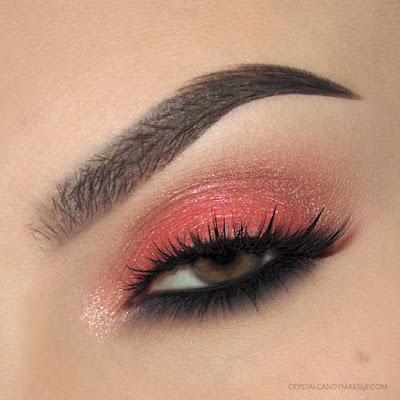 EOTD YSL The Street And I Illamasqua Lashes 17 Nars Velvet Eyeliner