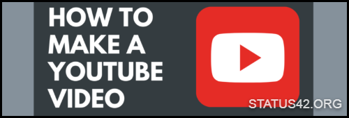 How to Make a YouTube Video (Free Template) | (Beginner's Guide)